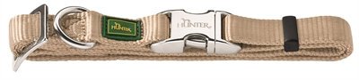 Hunter Halsband Vario Basic Alu-strong Beige