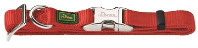 Hunter Halsband Vario Basic Alu-strong Rood