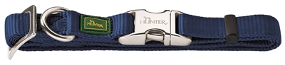 Hunter Halsband Vario Basic Alu-strong marine blauw