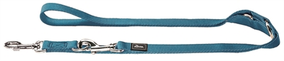 Hunter Vario Trainingslijn Nylon Turquoise