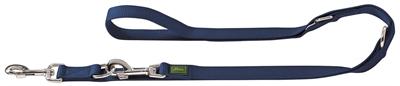 Hunter Vario Trainingslijn Nylon Marine Blauw