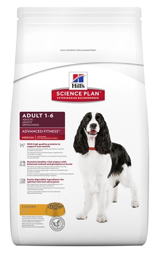 Hill's Science Plan Canine Adult Advanced Fitness Kip