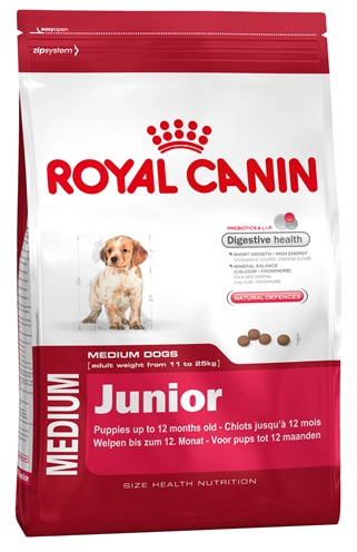 Royal Canin Medium Junior 32
