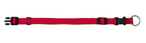 Halsband Classic Rood