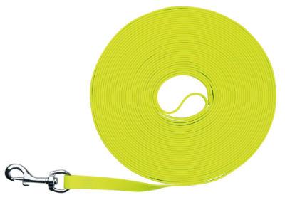 Trixie Easy Life Sleeplijn Neon-Geel 15m