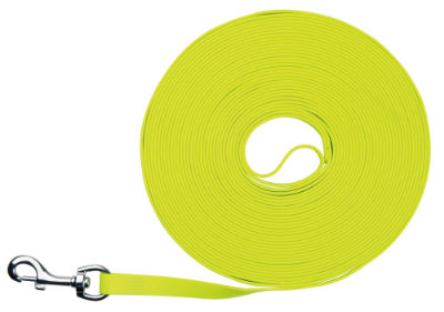 Trixie Easy Life Sleeplijn Neon Geel 10m