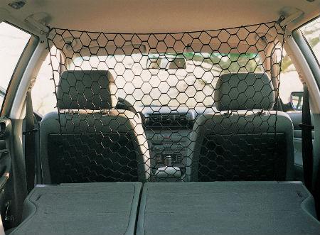 Afbeelding Trixie Veiligheidsnet voor de auto Per stuk