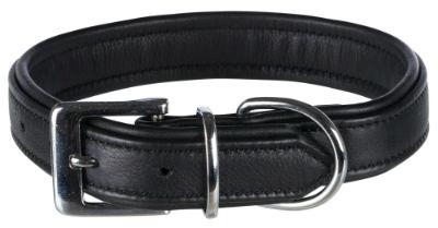 Trixie Active Comfort Halsband Zwart M 39-46cm