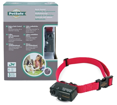 Petsafe Deluxe Bark Control voor honden pdbc-30020 Deluxe Bark Control