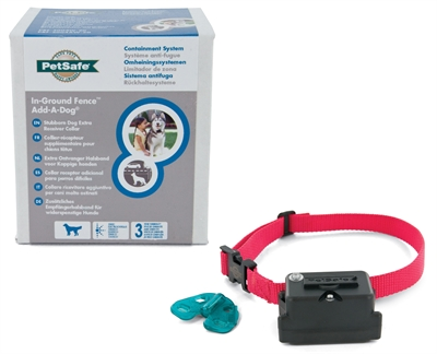 Petsafe In Ground Fence Ontvanger/halsband PIG 10763