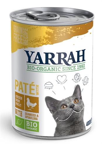 Yarrah Cat Blik Pate Kip