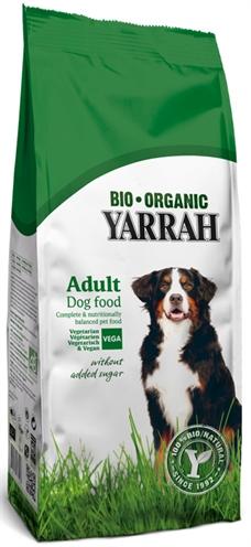Yarrah Dog 100% Biologische Brok Vegetarisch