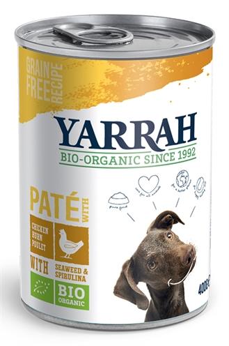 Yarrah Dog Blik Pate Kip