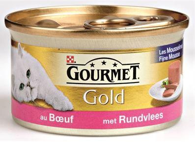 Gourmet Gold Mousse Met Rundvlees