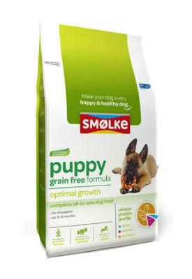 Afbeelding van 12 kg Smolke Puppy Graanvrij: Tijdelijke actie...