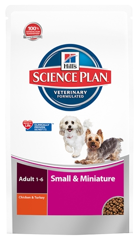 Hill's Canine Adult Small/Miniature