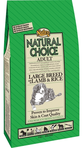 Nutro Large Breed Lam/rijst