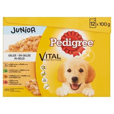 Pedigree Multipack Pouch Junior