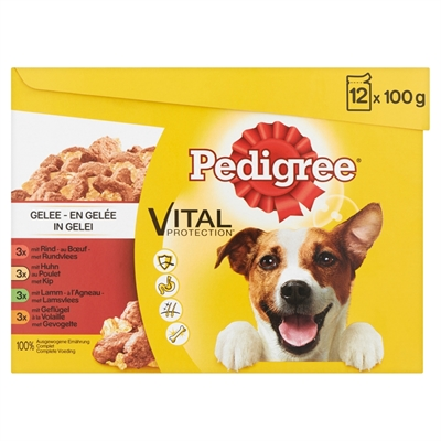 Pedigree Multipack Pouch Favourites