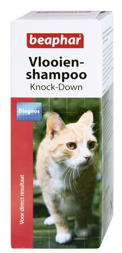 Beaphar Diagnos Vlooienshampoo Kat