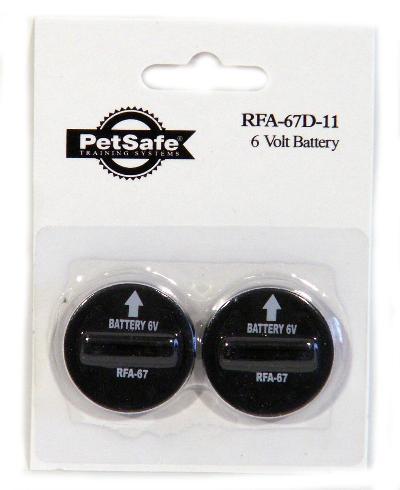 Petsafe Batterij RFA-67 2x6volt