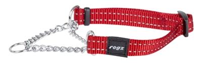 Rogz For Dogs Snake Choker Rood
