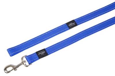 Rogz For Dogs Lumberjack Lijn Blauw