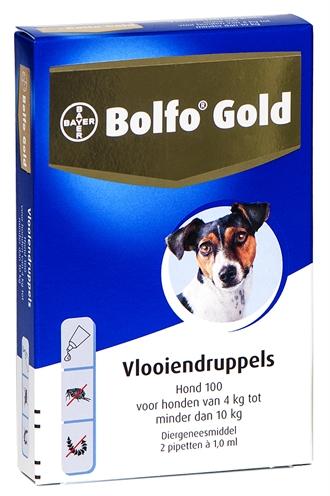 Bolfo Gold Hond 100