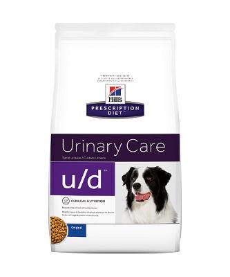 Hill's Prescription Diet Canine U/D Uraat/Cystineblaasstenen