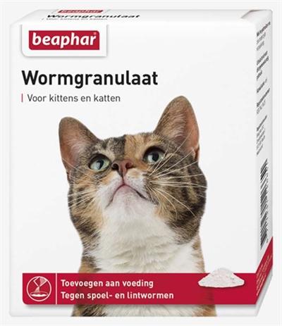 Beaphar Diagnos Wormgranulaat Kat