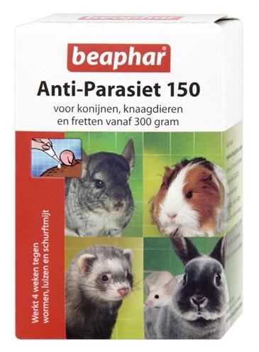 Beaphar Diagnos Anti-parasiet 150 Knaagdier
