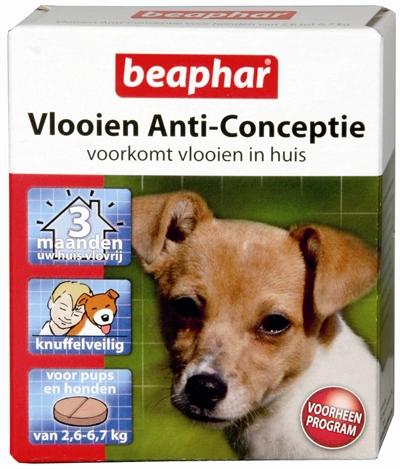 Beaphar Vlooien Anti-conceptie Hond