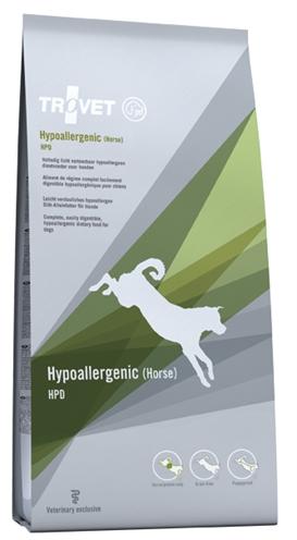 Trovet Hypoallergenic Dog Paard HPD