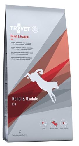 Trovet Renal & Oxalate Dog Rid