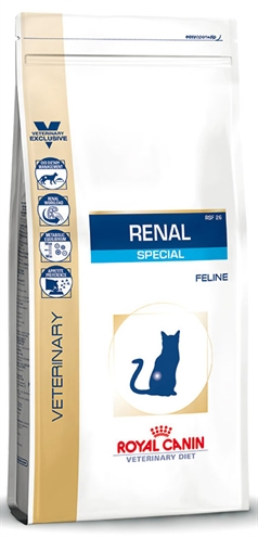 Royal Canin Veterinary Diet Kat Renal Special