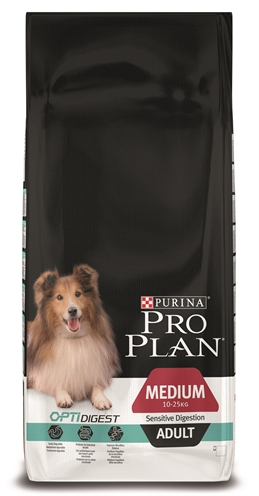 Pro Plan Dog Adult Medium Sensitive Digestion