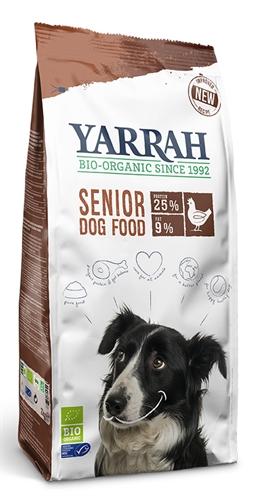 Yarrah Dog 100% Biologische Brok Senior