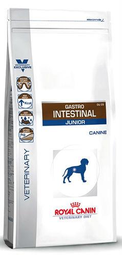Royal Canin Veterinary Diet Gastro Intestinal Junior Hond 2,5kg
