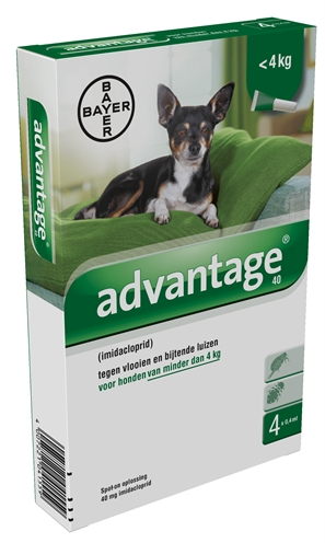 Bayer Advantage 40 Hond