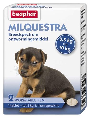 Beaphar Milquestra Puppy / Kleine Hond