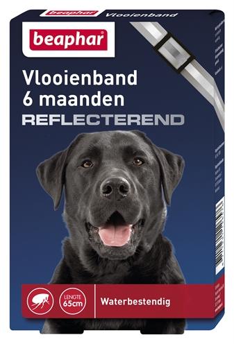 Beaphar Diagnos Vlooienband Reflecterend Hond