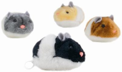 Ipts Hamster Trillend 4 Kleuren Ass