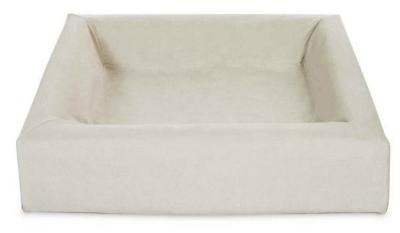 Afbeelding van Bia Bed Cotton Overtrek Zand nr. 6 80x100cm Beige