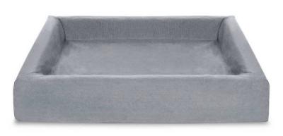Afbeelding van Bia Bed Cotton Overtrek Grijs nr.4 70x85cm