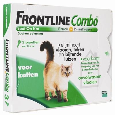 Frontline Kat Combo