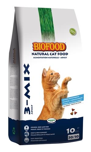 Biofood Kat 3-mix