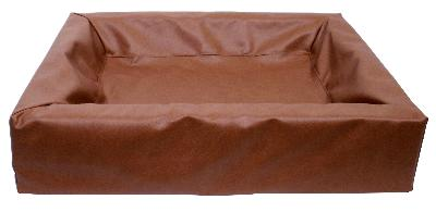 Bia Bed Hoes Bruin nr. 6 80x100cm