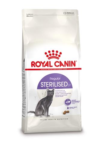 Afbeelding Royal Canin Sterilised 37 kattenvoer 4 kg door Discount4Pets