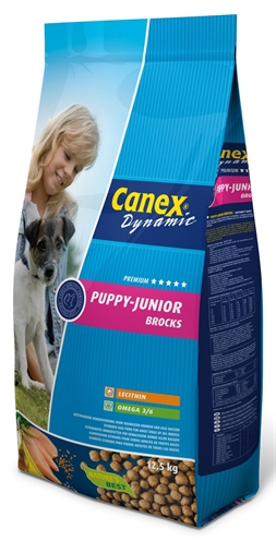 Canex Puppy / Junior Brocks
