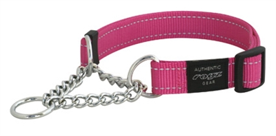 Rogz For Dogs Lumberjack Choker Roze